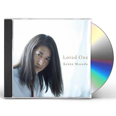 Kento Masuda LOVED ONE CD