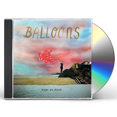 Ruby My Dear BALLOONS CD