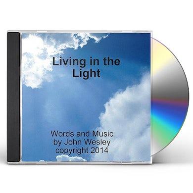 John Wesley LIVING IN THE LIGHT CD