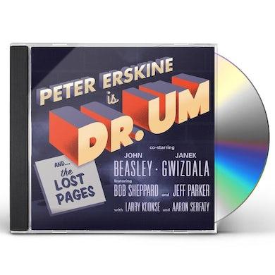 Peter Erskine DR. UM CD