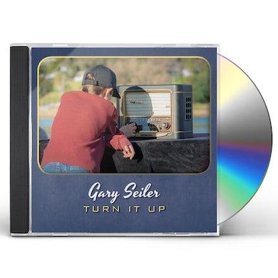 Gary Seiler TURN IT UP CD