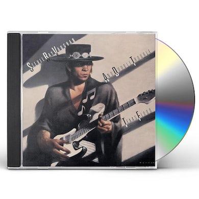 Stevie Ray Vaughan TEXAS FLOOD CD
