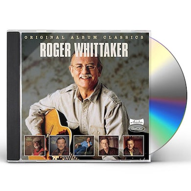 Roger Whittaker ORIGINAL ALBUM CLASSICS CD