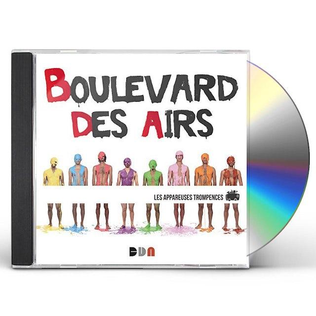 Boulevard Des Airs LES APPAREUSES TROMPENCES CD