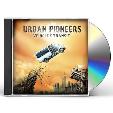 URBAN PIONEERS VEHICLE IN TRANSIT CD