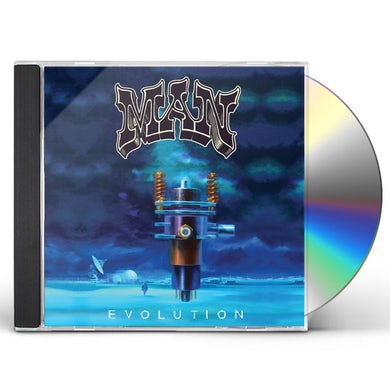 Man EVOLUTION CD
