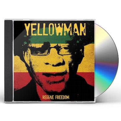 Yellowman REGGAE FREEDOM CD