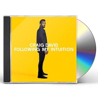 Craig David FOLLOWING MY INTUITION CD