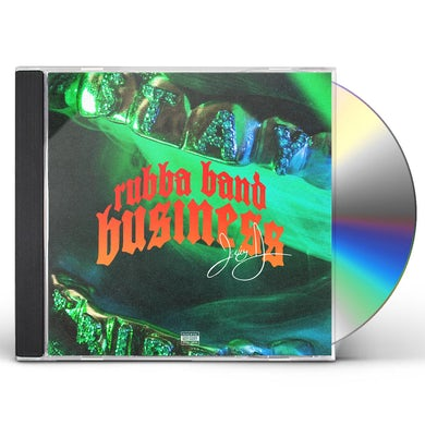 Juicy J RUBBA BAND BUSINESS: THE ALBUM CD