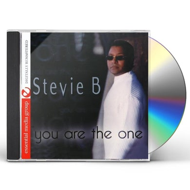 Stevie B. YOU ARE THE ONE CD
