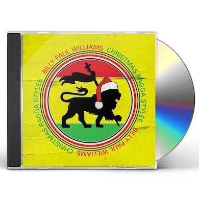 Billy Paul Williams CHRISTMAS RAGGA STYLEE CD