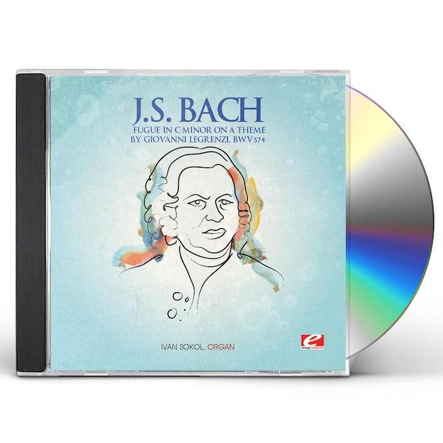 J.S. Bach FUGUE IN C MINOR CD