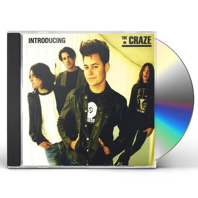 INTRODUCING THE CRAZE CD