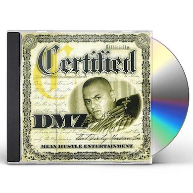 Dmz CERTIFIED CD