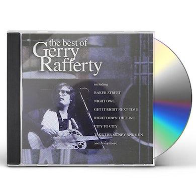 BAKER STREET: BEST OF GERRY RAFFERTY CD
