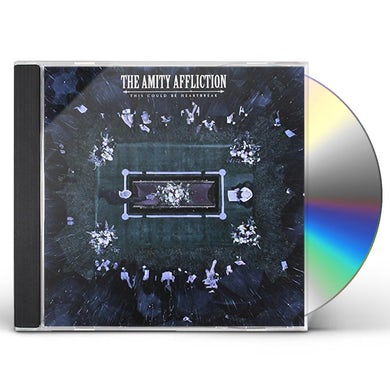 The Amity Affliction THIS COULD BE HEARTBREAK CD