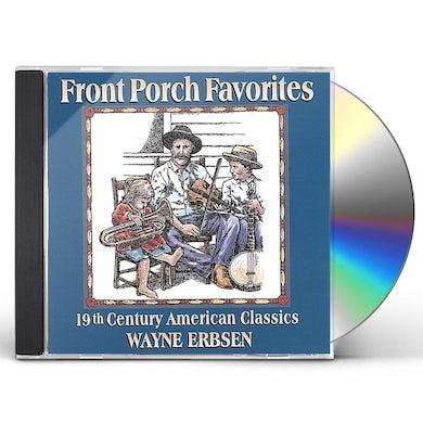 Wayne Erbsen FRONT PORCH FAVORITES CD