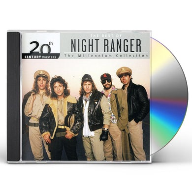 Night Ranger 20TH CENTURY MASTERS: MILLENNIUM COLLECTION CD