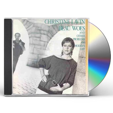 Christine Lavin BEAU WOES CD