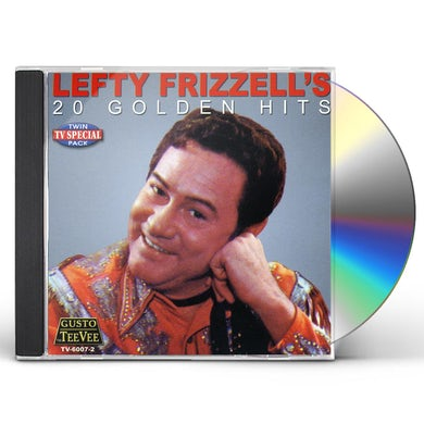 Lefty Frizzell 20 GOLDEN HITS CD