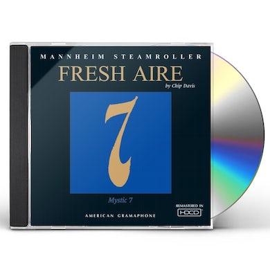 Mannheim Steamroller FRESH AIRE 7 CD
