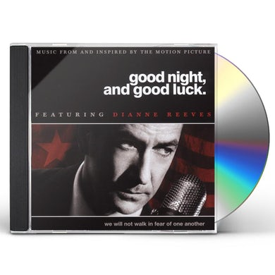 Dianne Reeves GOOD NIGHT & GOOD LUCK / Original Soundtrack CD