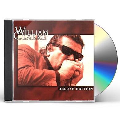 William Clarke DELUXE EDITION CD
