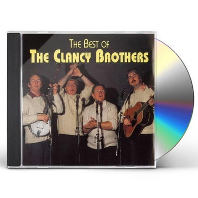Clancy Brothers The Best Of CD