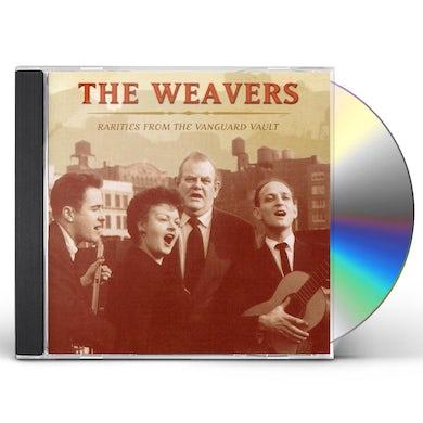 Weavers RARITIES FROM THE VANGUARD VAULT CD