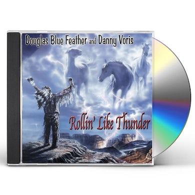 Blue Feather ROLLIN LIKE THUNDER CD