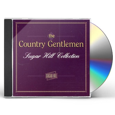 Country Gentlemen SUGAR HILL COLLECTION CD