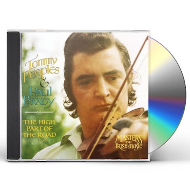 Tommy Peoples HIGH PART OF THE ROAD CD