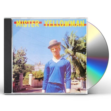MISTER YELLOWMAN CD