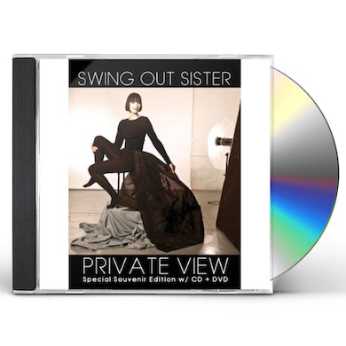 Swing Out Sister PRIVATE VIEW CD