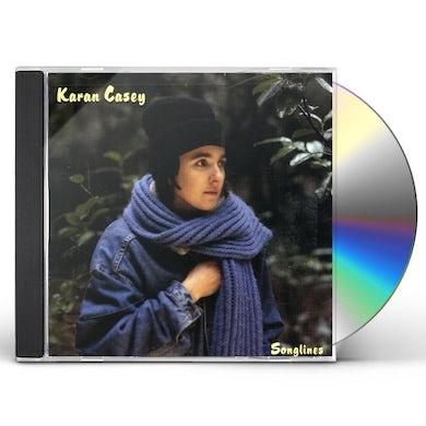 Karan Casey SONGLINES CD