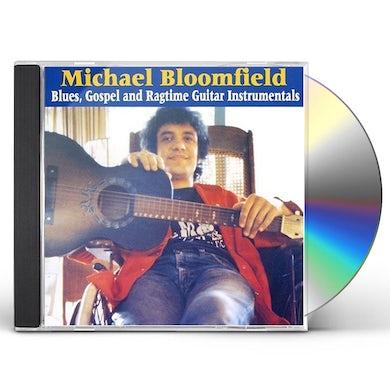 Mike Bloomfield BLUES GOSPEL & RAGTIME GUITAR INSTRUMENTALS CD