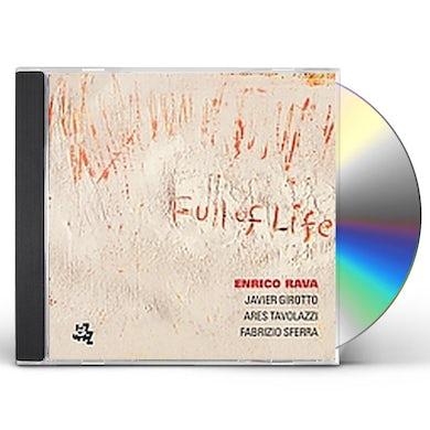 FULL OF LIFE CD