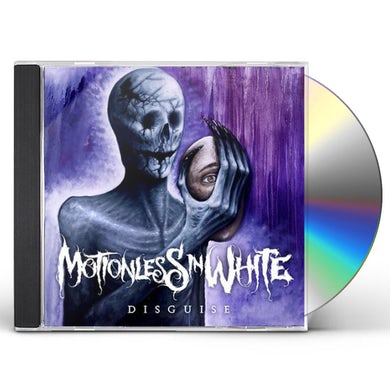 Motionless In White Disguise CD