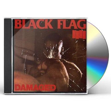 Black Flag DAMAGED CD