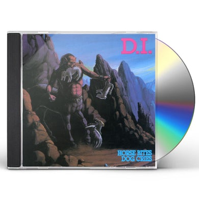 D.I. HORSE BITES CD