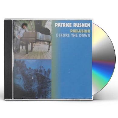 Patrice Rushen PRELUSION / BEFORE THE DAWN CD