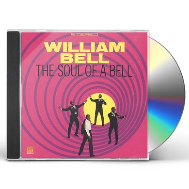 William Bell SOUL OF A BELL CD