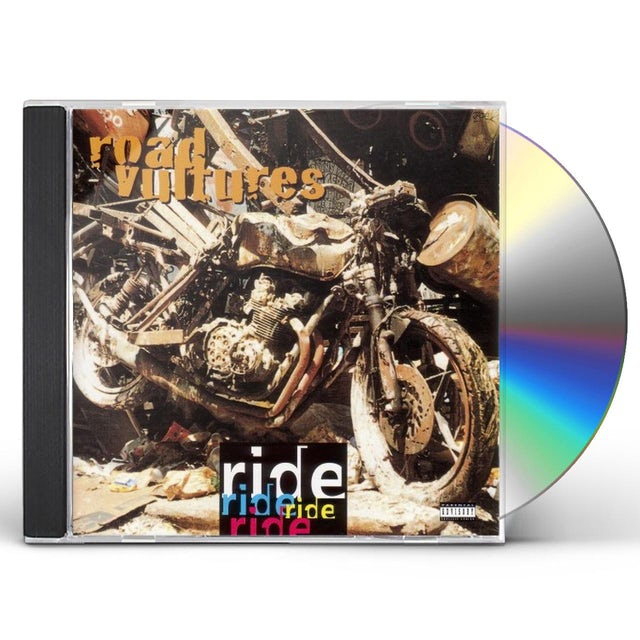 Road Vultures RIDE CD