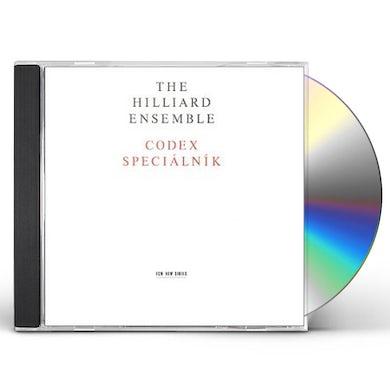 Hilliard Ensemble CODEX SPECIALNIK CD