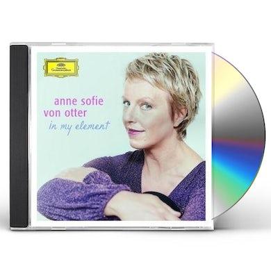 Anne Sofie Von Otter IN MY ELEMENT CD