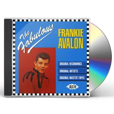 Frankie Avalon FABULOUS CD