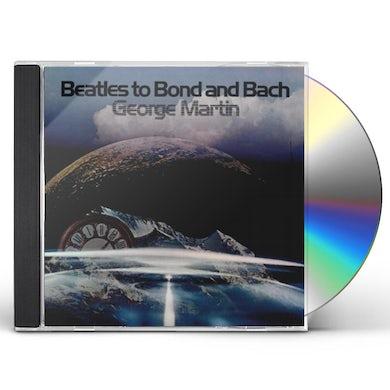 George Martin BEATLES TO BOND & BACH CD