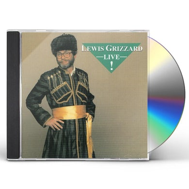 Lewis Grizzard LIVE (FROM MOREL& TO MOSCOW) CD