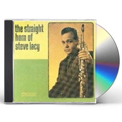 STRAIGHT OF STEVE LACY CD