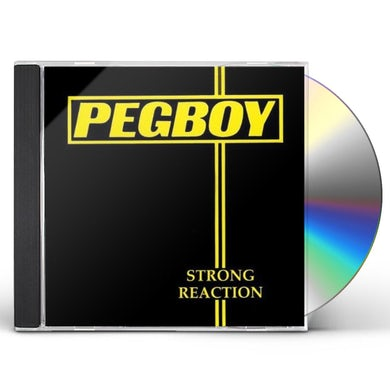 Pegboy STRONG REACTION CD